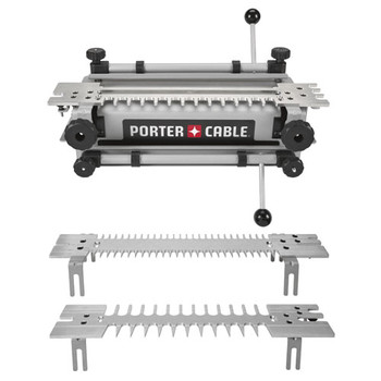 Porter-Cable 4216 12 in. Deluxe Dovetail Jig Combination Kit