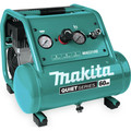 Makita MAC210Q Quiet Series 1 HP 2 Gallon Oil-Free Hand Carry Air Compressor image number 0