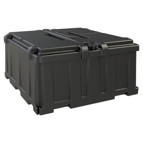 NOCO HM485 Dual 8D Battery Box (Black) image number 0
