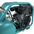 Makita MAC210Q Quiet Series 1 HP 2 Gallon Oil-Free Hand Carry Air Compressor image number 1