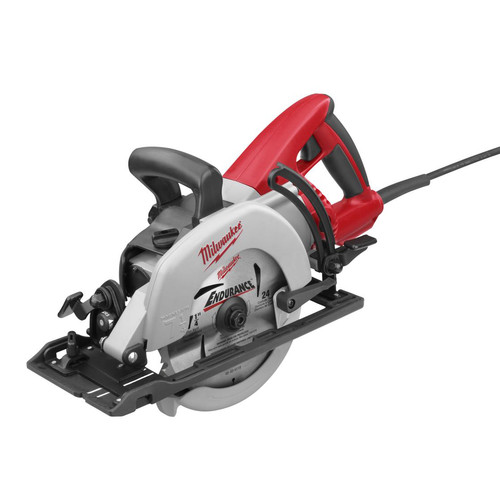 Factory Reconditioned Milwaukee 6477-80 7-1/4 in. Worm Drive Circular Saw