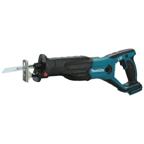 Makita XRJ02Z 18V LXT 3.0 Ah Cordless Lithium-Ion 1-1/8 in. Reciprocating Saw (Bare Tool)