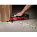 Milwaukee 2426-21 M12 Cordless Lithium-Ion Oscillating Multi-Tool Kit image number 11