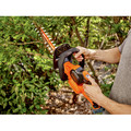 Factory Reconditioned Black & Decker LHT321R 20V MAX Cordless Lithium-Ion POWERCOMMAND 22 in. Hedge Trimmer image number 11