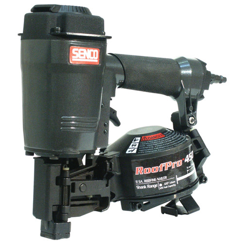 Factory Reconditioned SENCO RoofPro 450 ProSeries 15 Degree 1-3/4 in. Coil Roofing Nailer