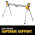 Dewalt DWX723 Heavy-Duty Miter Saw Stand image number 12