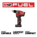 Milwaukee 2459-22 M12 FUEL Brushless Lithium-Ion Cordless 2-Tool Commercial Flat Tire Repair Kit (2 Ah / 4 Ah) image number 8