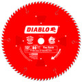 Diablo D1280X 12 in. 80 Tooth Fine Finish Saw Blade