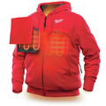 Milwaukee 302R-21XL M12 12V Li-Ion Heated Hoodie Kit - XL image number 2