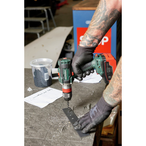 Metabo 602355620 18V LTX-3 BS 18 BL Q I LiHD 3-Speed Brushless 1/2 in. Cordless Drill Kit (5.5 Ah) image number 2