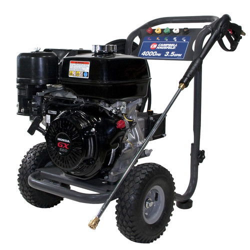 Campbell Hausfeld PW4035 4,000 PSI 3.5 GPM Gas Pressure Washer