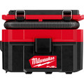 Milwaukee 0970-20 M18 FUEL PACKOUT Lithium-Ion Brushless 2.5 Gallon Cordless Wet/Dry Vacuum (Tool Only) image number 5