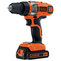 Black & Decker LDX220C 20V MAX Cordless Lithium-Ion 2-Speed 3/8 in. Drill Driver