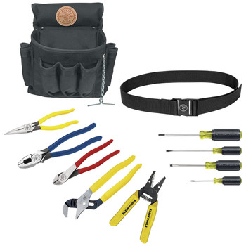 Klein Tools 92911 11-Piece Apprentice Tool Set