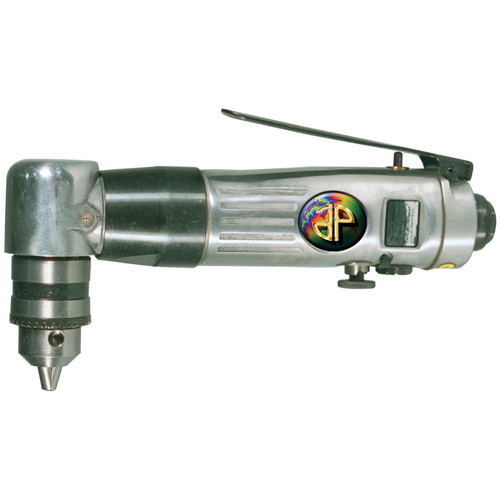 Astro Pneumatic 510AHT 3/8 in. Reversible Right Angle Head Air Drill image number 0