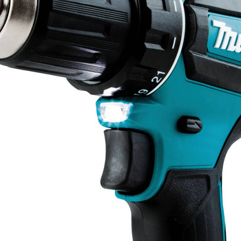 Makita XFD131 18V LXT Lithium-Ion Brushless Compact 1/2 in. Cordless Drill Driver Kit (3 Ah) image number 3