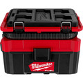 Milwaukee 0970-20 M18 FUEL PACKOUT Lithium-Ion Brushless 2.5 Gallon Cordless Wet/Dry Vacuum (Tool Only) image number 3