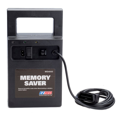 EZ Red MS4000 Automotive Memory Saver with Charger image number 0