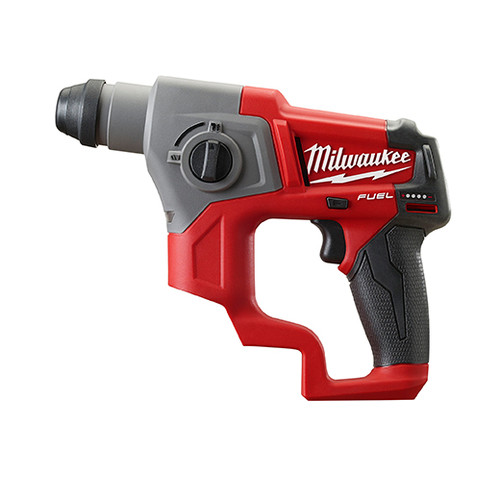 Milwaukee 2416-20 M12 FUEL Lithium-Ion 5/8 in. SDS Plus Rotary Hammer (Tool Only) image number 0