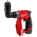 Factory Reconditioned Milwaukee 2505-82 M12 FUEL Brushless Lithium-Ion 3/8 in. Cordless Installation Drill Driver Kit (2 Ah) image number 6