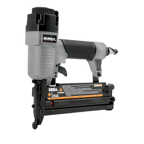 NuMax SL31 Numax 18 and 16-Gauge 3-in-1 Nailer and Stapler image number 0