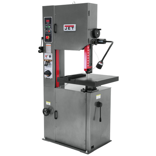 JET 414483 14 in. 1 HP 1-Phase Vertical Band Saw image number 0