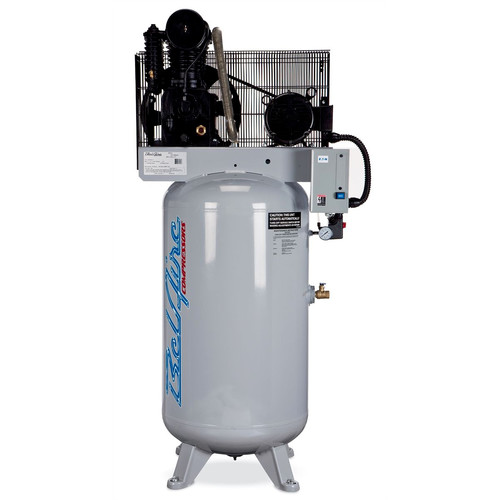IMC 8090253686 Elite 7.5 HP 80 Gallon Vertical Stationary Air Compressor image number 0
