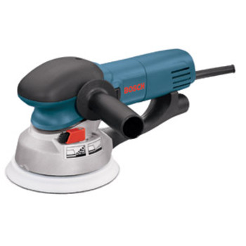 Factory Reconditioned Bosch 1250DEVS-RT 6 in. Dual-Mode Random Orbit Sander/Polisher