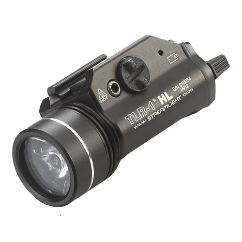 Streamlight 69260 High Lumen Rail Mounted Flashlight