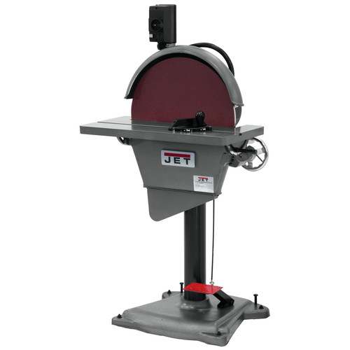 JET J-4421-4 20 in. Disc Sander 3Ph 440V image number 0