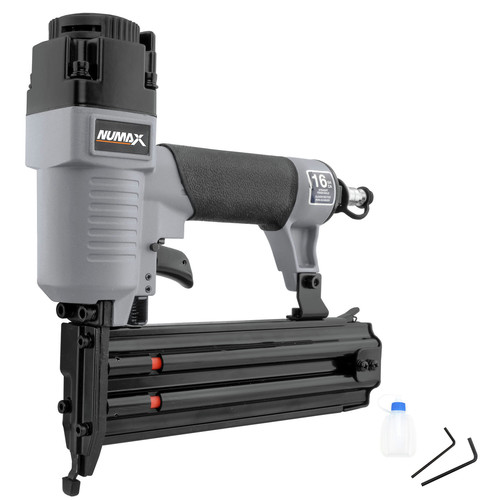 NuMax SFN50 Pneumatic 16 Gauge 2 in. Straight Finish Nailer image number 0