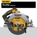 Dewalt DCS573B 20V MAX Brushless Lithium-Ion 7-1/4 in. Cordless Circular Saw with FLEXVOLT ADVANTAGE (Tool Only) image number 1