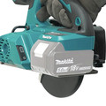 Makita XSC04Z 18V LXT Lithium-Ion Brushless Cordless 5-7/8 in. Metal Cutting Saw with Electric Brake and Chip Collector (Tool Only) image number 5