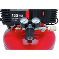 Factory Reconditioned Porter-Cable PCFP02003R 135 PSI 3.5 Gallon Oil-Free Pancake Compressor image number 5