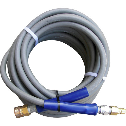 Pressure-Pro AHS280 3/8 in. x 50 ft. 4000 PSI Pressure Washer Replacement Hose with Quick Connect image number 0