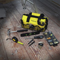 Stanley STMT74101 38-Piece Mixed Tool Bag image number 1