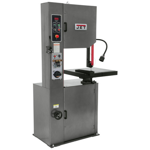JET VBS-2012 20 in. 2 HP 3-Phase Vertical Band Saw
