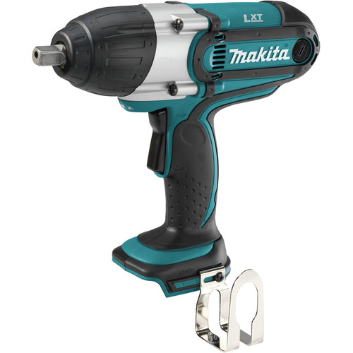 Factory Reconditioned Makita XWT04Z-R 18V LXT Cordless Lithium-Ion 1/2 in. Impact Wrench (Tool Only) image number 0