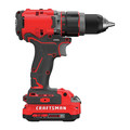 Factory Reconditioned Craftsman CMCD721D2R 20V Brushless Lithium-Ion 1/2 in. Cordless Hammer Drill Kit (2 Ah) image number 3