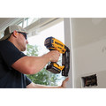 Bostitch BCN662D1 20V MAX 2.0 Ah Lithium-Ion 16 Gauge Straight Finish Nailer Kit image number 4