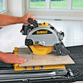 Dewalt D24000 10 in. Wet Tile Saw image number 23