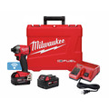 Milwaukee 2857-22 M18 FUEL 1/4 in. Hex Impact Driver with ONE-KEY XC Kit image number 0