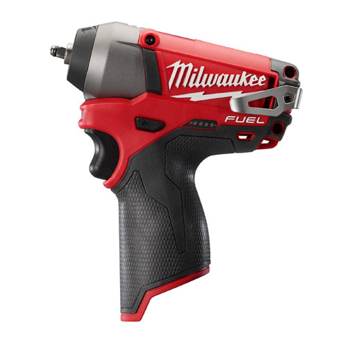 Milwaukee 2452-20 M12 FUEL 12V Cordless Lithium-Ion 1/4 in. Impact Wrench (Bare Tool)