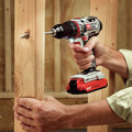 Porter-Cable PCC606LA 20V MAX Lithium-Ion High-Performance 1/2 in. Cordless Drill Driver Kit image number 2