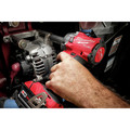 Milwaukee 2854-22 M18 FUEL Lithium-Ion Brushless Compact 3/8 in. Cordless Impact Wrench Kit with Friction Ring (5 Ah) image number 7