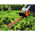 Black & Decker TR116 3 Amp 16 in. Dual Action Electric Hedge Trimmer image number 5