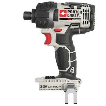 Porter-Cable PCC640B 20V Max Lithium-Ion 1/4 in. Hex Impact Driver (Tool Only) image number 1