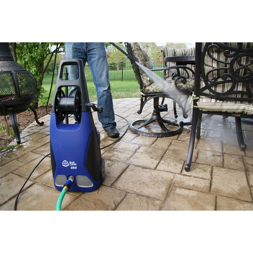 AR Blue Clean AR383 1,900 PSI 1.51 GPM Electric Pressure Washer image number 6