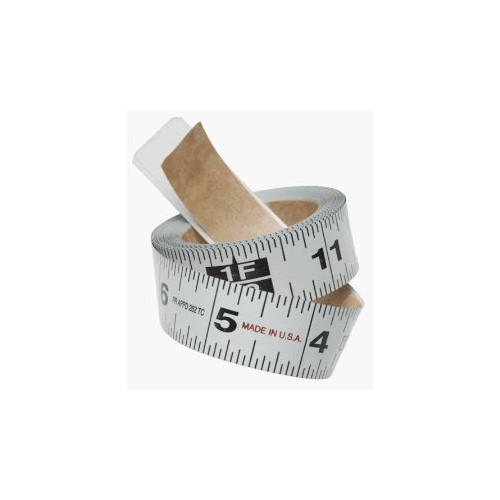 Delta 79-066 Biesemeyer 12 ft. Left 3/4 in. English Adhesive-Backed Measuring Tape