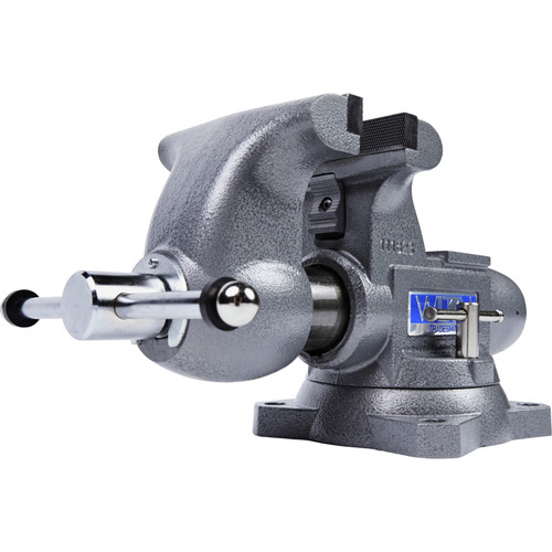 Wilton 28807 1765 Tradesman Vise with 6-1/2 in. Jaw Width, 6-1/2 in. Jaw Opening & 4 in. Throat Depth image number 0